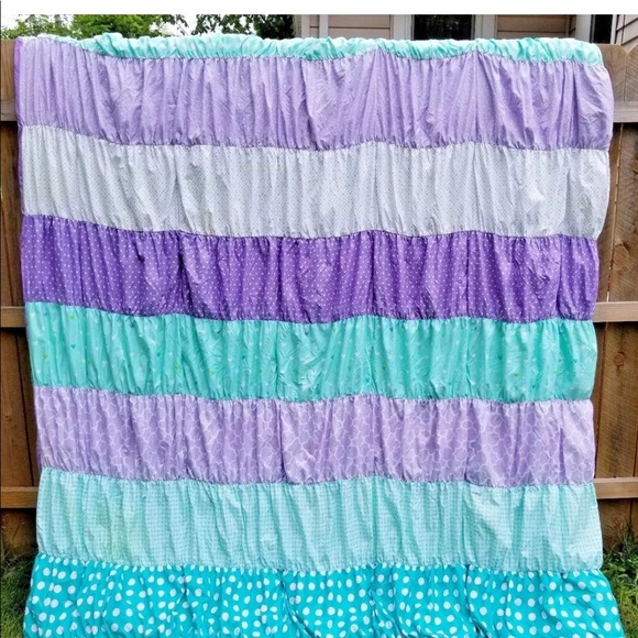 30af601e12b395 Circo Other - Target circo aqua purple twin girl bedding plush